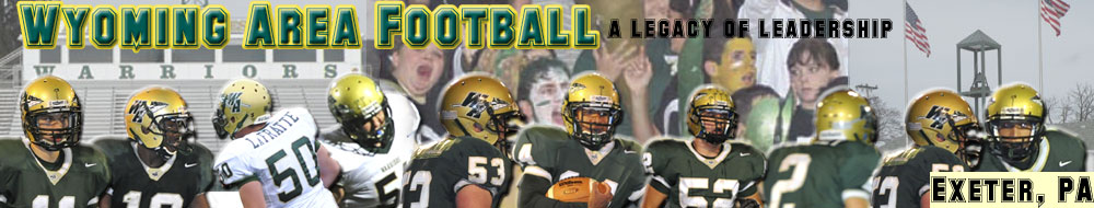 Wyoming Area Football